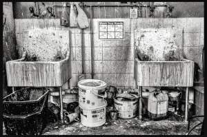 Prison Art Class Sink copy